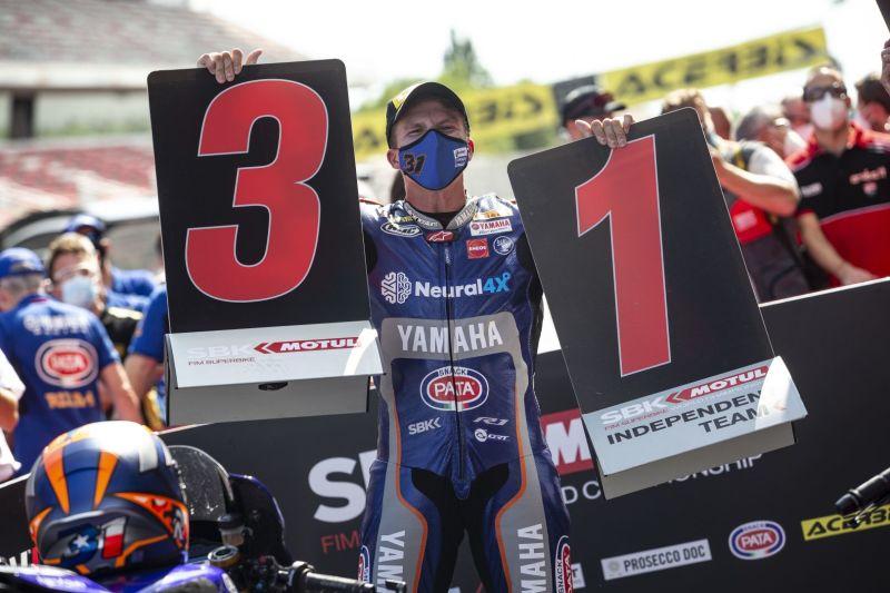 Beaubier Happy For Former Teammate Gerloff – MotoAmerica